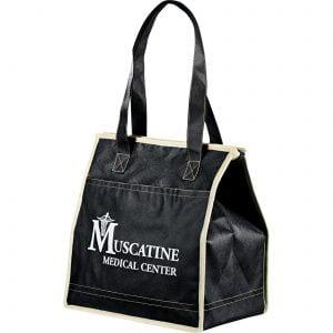 Muscatine Medical Center tote bag