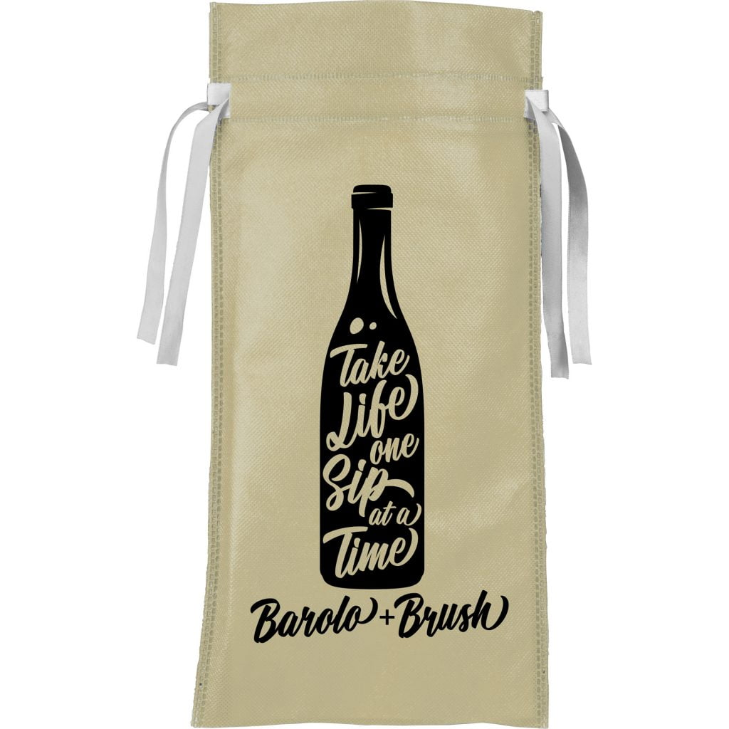 Barolo + Brush tote bag