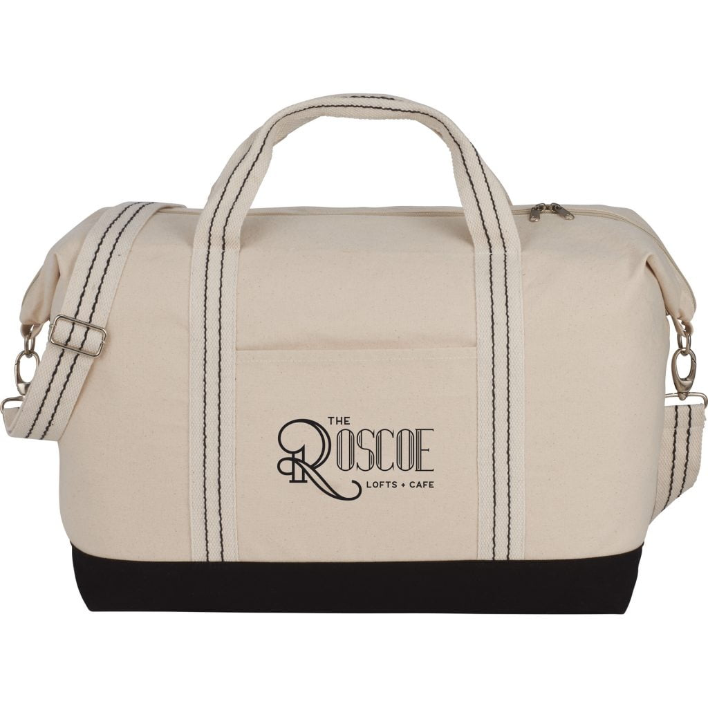 The Roscoe Lofts & Cafe duffel bag