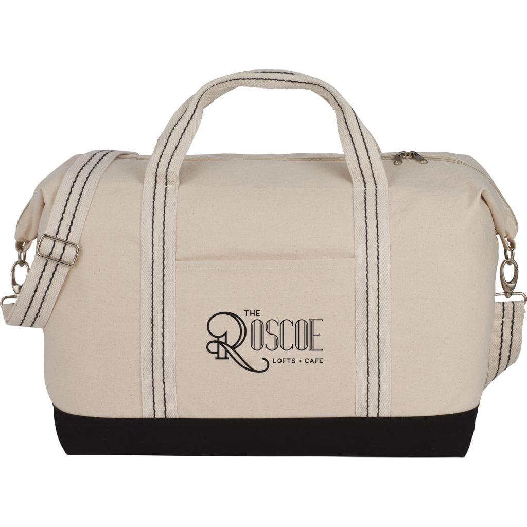 The Roscoe Lofts & Cafe duffel bag