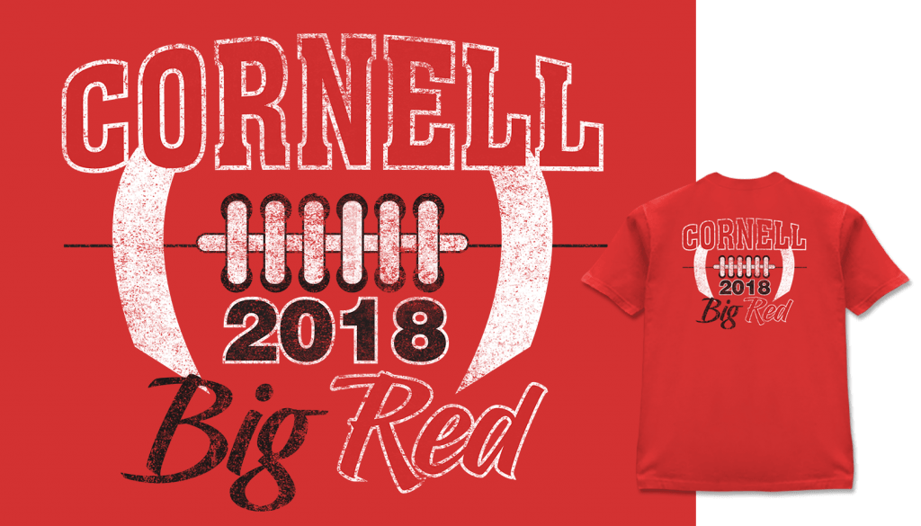 Cornell shirt