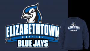 Elizabethtown Blue Jays long sleeve