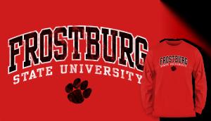 Frostburg State University long sleeve