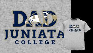 Dad Juniata College shirt