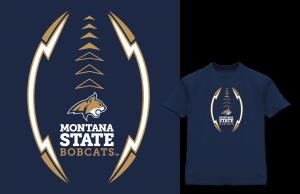 Montana State Bobcats shirt