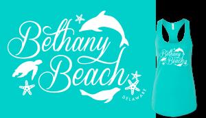 Bethany Beach tank top