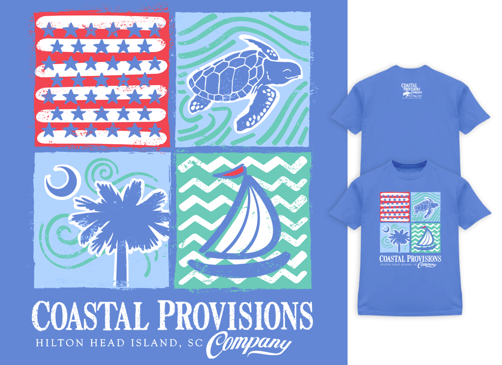 Coastal Provisions - Youth Squares