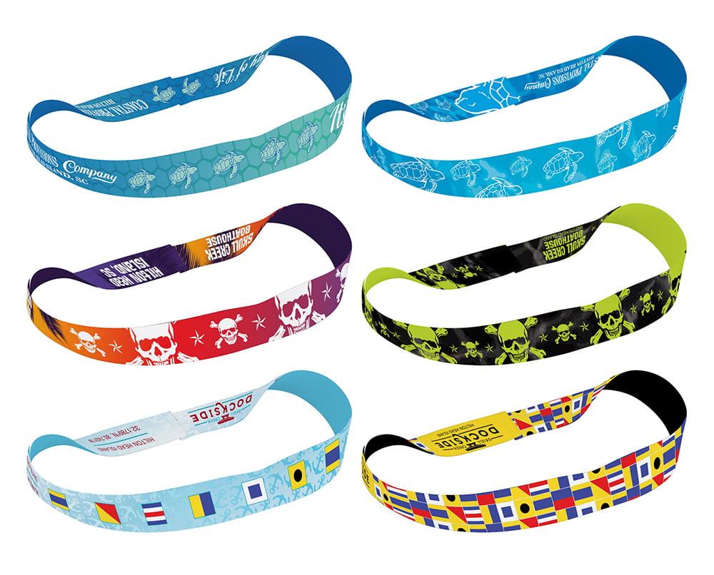 SERG - Sublimated Headbands