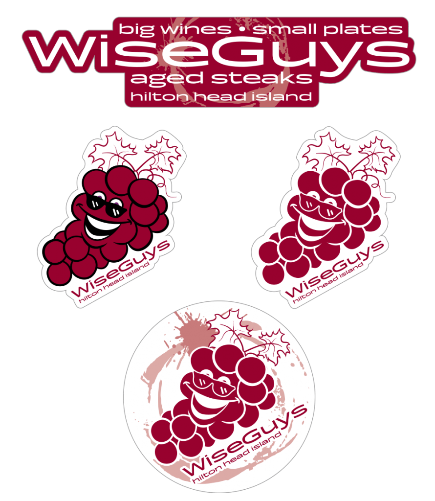 WiseGuys - Decal Concepts