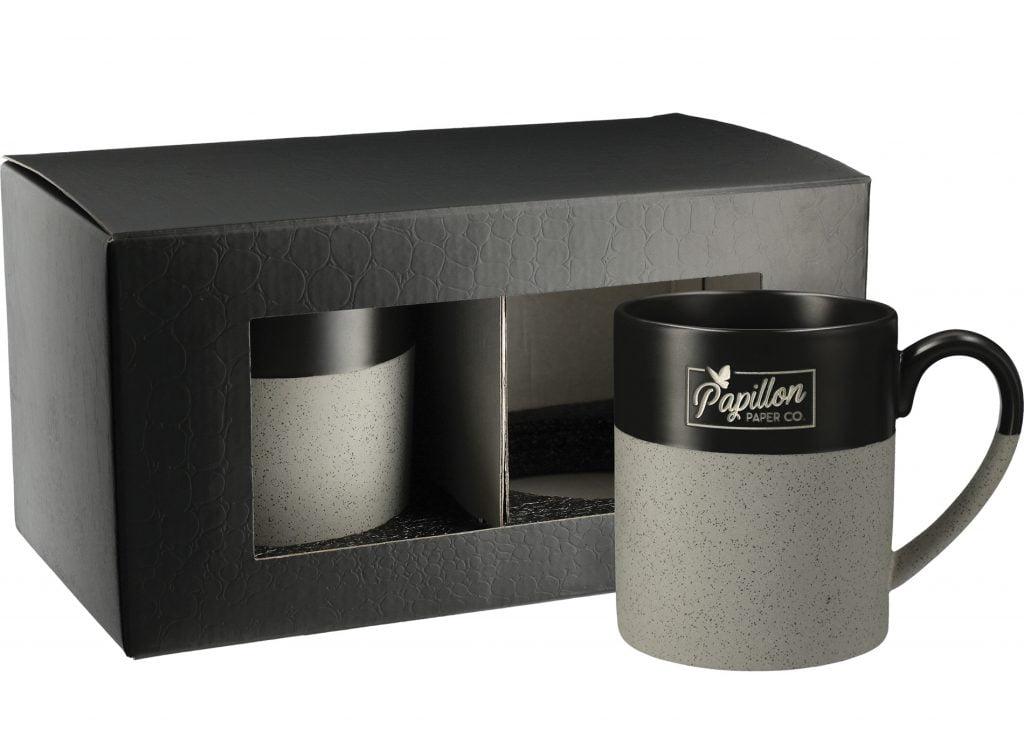 mug, gift set, winter, holiday, ceramic