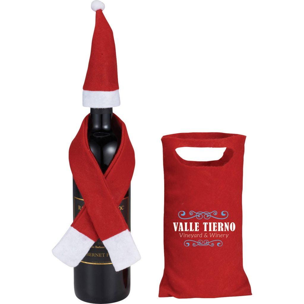wine, wine set, holiday, christmas, drinks