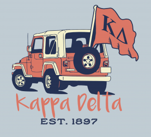 alpha phi, homecoming, greek apparel, greek life, sorority, fraternity, beach week, kappa delta